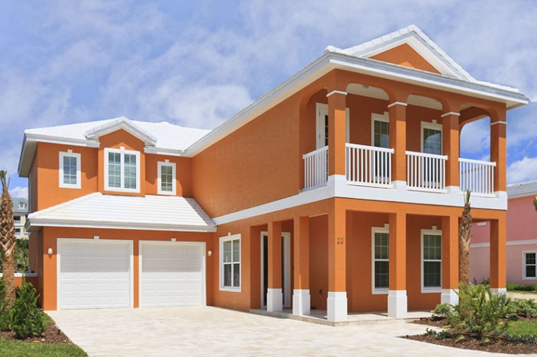 2 story 4 bedroom home in Cinnamon Beach