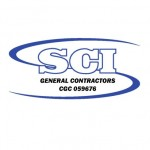 SCI logo including general contractors for Stull Construction Inc.